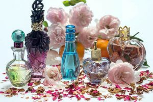 Vidros de perfume, como descartar vidro de perfume