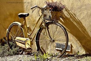 Como descartar bicicleta