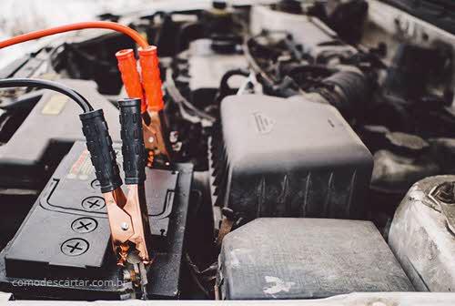 Como descartar bateria de carro automotiva