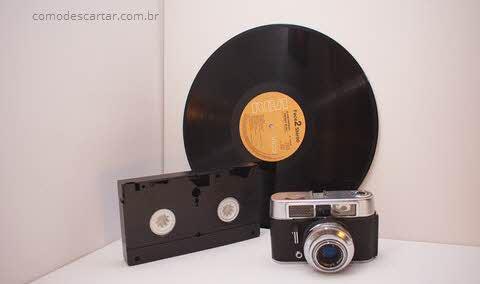 Como descartar câmeras fotográficas corretamente?