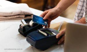 Como descartar comprovante de cartão de crédito e débito