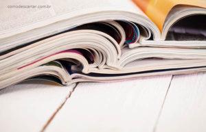 Como descartar revistas velhas