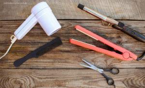 Como descartar secador de cabelo e chapinha